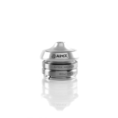 Apex Pro Integrated Headset - Raw Silver