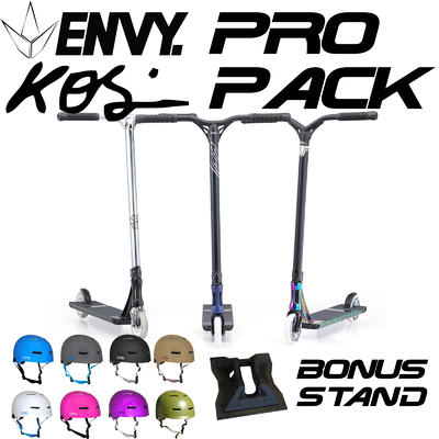 Envy 2020 KOS Series 6 Scooter Pro Pack