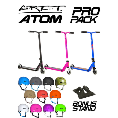 Grit Atom 2021 Scooter Pro Pack