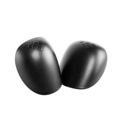 Gain Hard Shell Knee Pads Replacement Caps M, L & XL